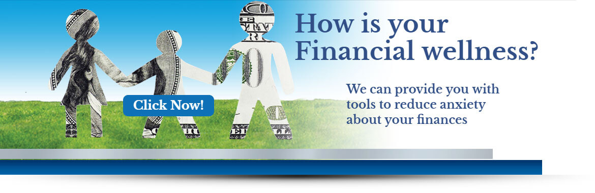 Banner Image #3 - How is your financial wellness?